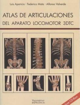 ATLAS DE ARTICULACIONES (+CD) DEL APARATO LOCOMOTOR 3 DTC