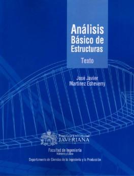 Análisis básico de estructuras. Texto