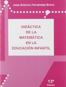 Didáctica de la matematica en la educación infantil