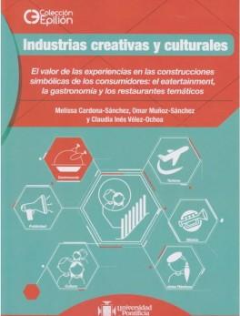 Industrias, creativas y culturales